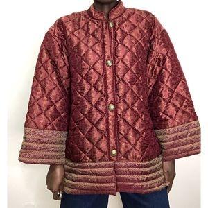 VTG | VICTORIAS SECRET Oversized Quilted Jacket